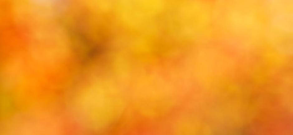 orange-blurred-background